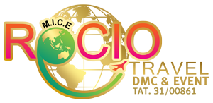 rocio travel logo